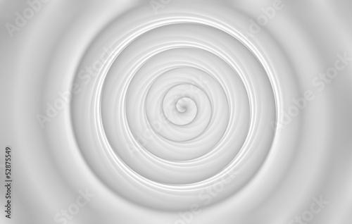 Plakat abstrakcyjny krąg