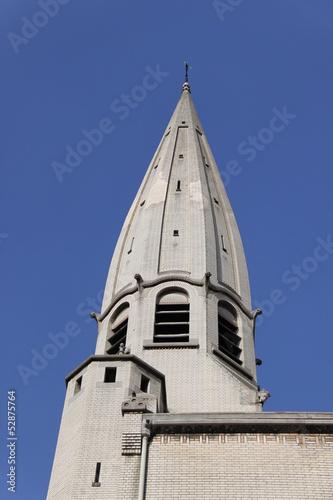 Paris - Eglise Saint Léon