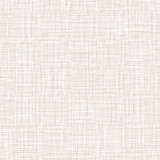 Fototapety Background With Threads. White Brown Linen. Vector Illustration