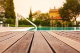 Pool Planking - 52879919