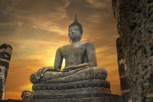 Fototapeten,thailand,park,sukhothai,draußen