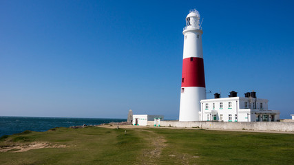 Lighthouse at Portland Bill