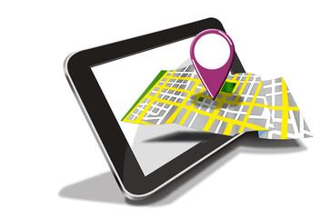 Mapa tablet 2