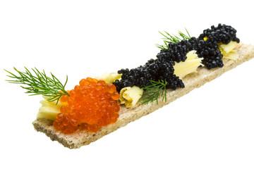 Rad and Black caviar