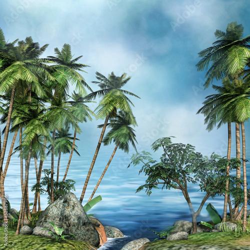 Fototapeten,hintergrund,abbildung,landschaft,tropisch