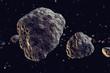 Leinwandbild Motiv Meteors.