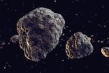 Fototapety Meteors.