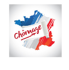 chômage en France