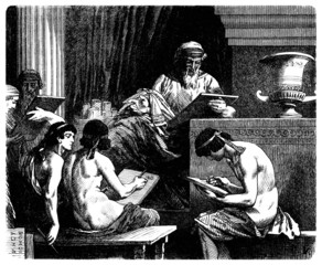Ancient Greece : Athenian School