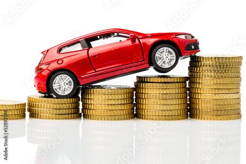 Steigende Autokosten