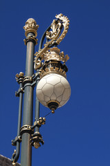 Royal palace detail at Madrid, Spain