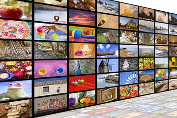 HDTV broadcast concept