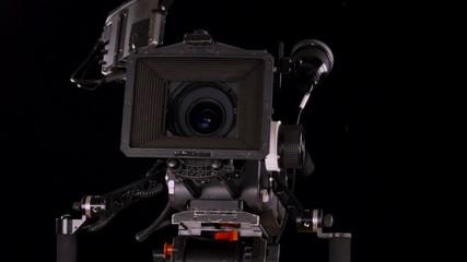 moving camera