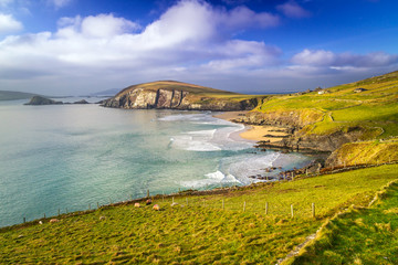Dunquin bay in Co. Kerry, Ireland