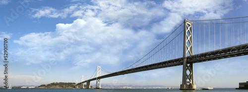 Fotobehang San Francisco San Francisco Oakland Bay Bridge