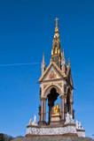 Albert Memorial in Kensington Gardens poster