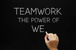 Teamwork - The Power Of We