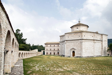 Sanctuary of the Madonna di Macereto