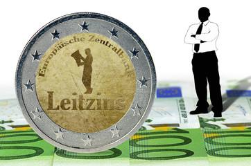 EZB - Leitzins
