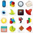 Different Design Symbols, Logos and Emblems.