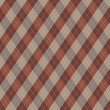 Seamless argyle pattern. Diamond shapes background.