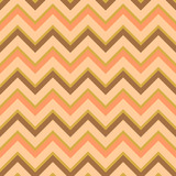 Seamless chevron pattern in retro style, soft colors.