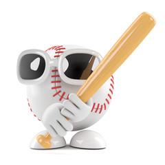 Baseball is ready to bat