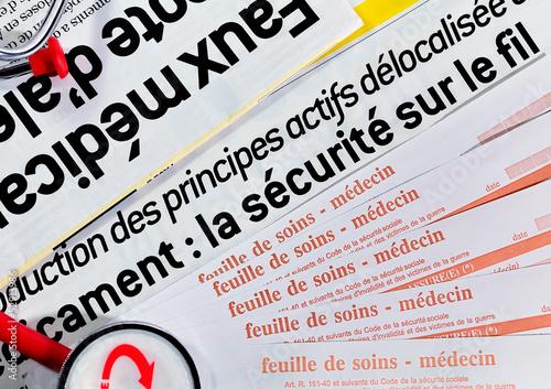médicaments,génériques,sécurité,laboratoires