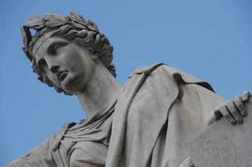 Statue la Loi - Palais bourbon