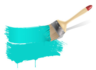 paint brush background
