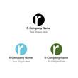 """Company Logo """"R"""""""