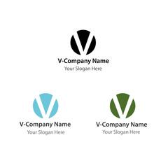 """Company Logo """"V"""""""