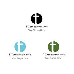 """Company Logo """"T"""""""