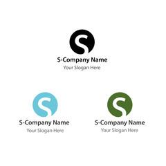 "Comopany Logo ""S"""