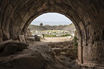 Stadium of Aphrodisias, Aydin