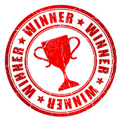 Winner vector stamp