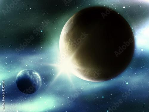 Planet © magann