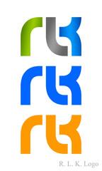 R. L. K. Logo