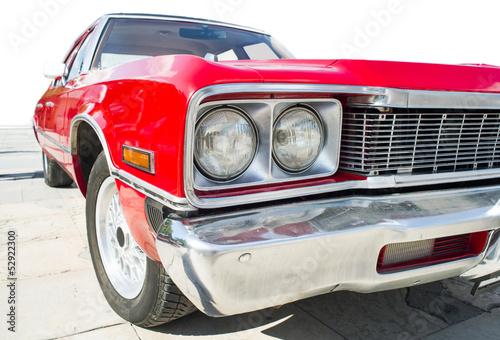 stary-rocznik-retro-samochod
