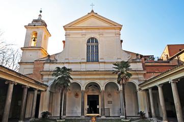 Roma, Basilica di san Clemente