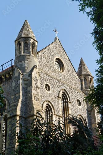 Crimea Memorial Church, Istanbul, Turkey