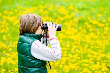 giovane esploratore - scout