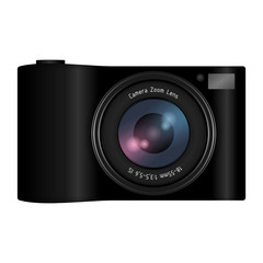 kamera schwarz I