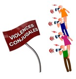 Militer contre les violences conjugales