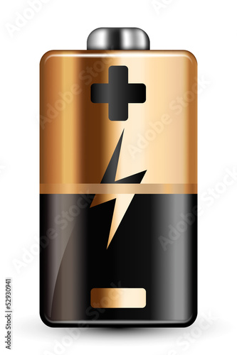 Vector Battery Icon