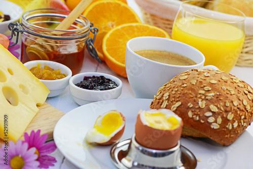 Plexiglas Boord Gesundes Frühstück