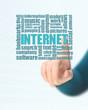 internet word clouds
