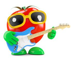 Tomato plays a happy tune
