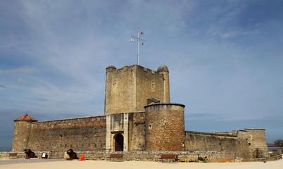 Le château de Fouras