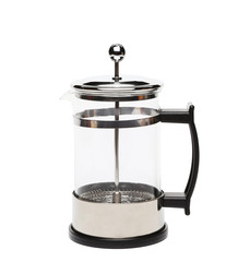 French Press Coffee or Teapot